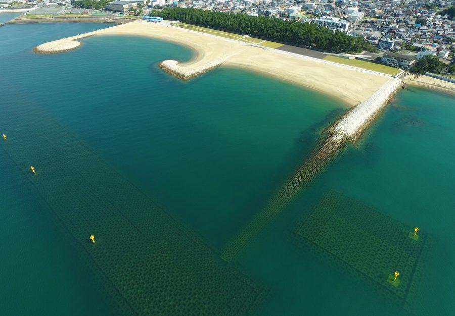 田辺漁港海岸漁港海岸整備(環境)工事
