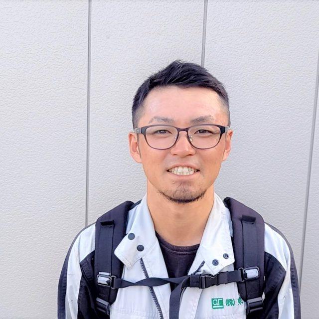 中途入社2年目(船舶部)