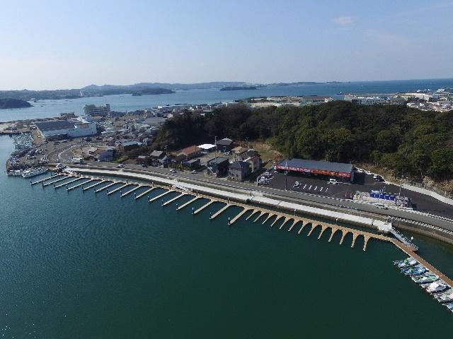 文里港港湾施設整備(放置艇対策)外合併工事