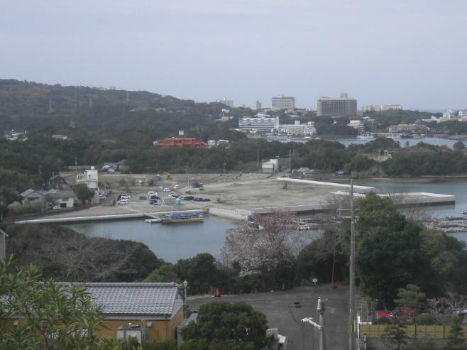 堅田漁港埋立整備工事