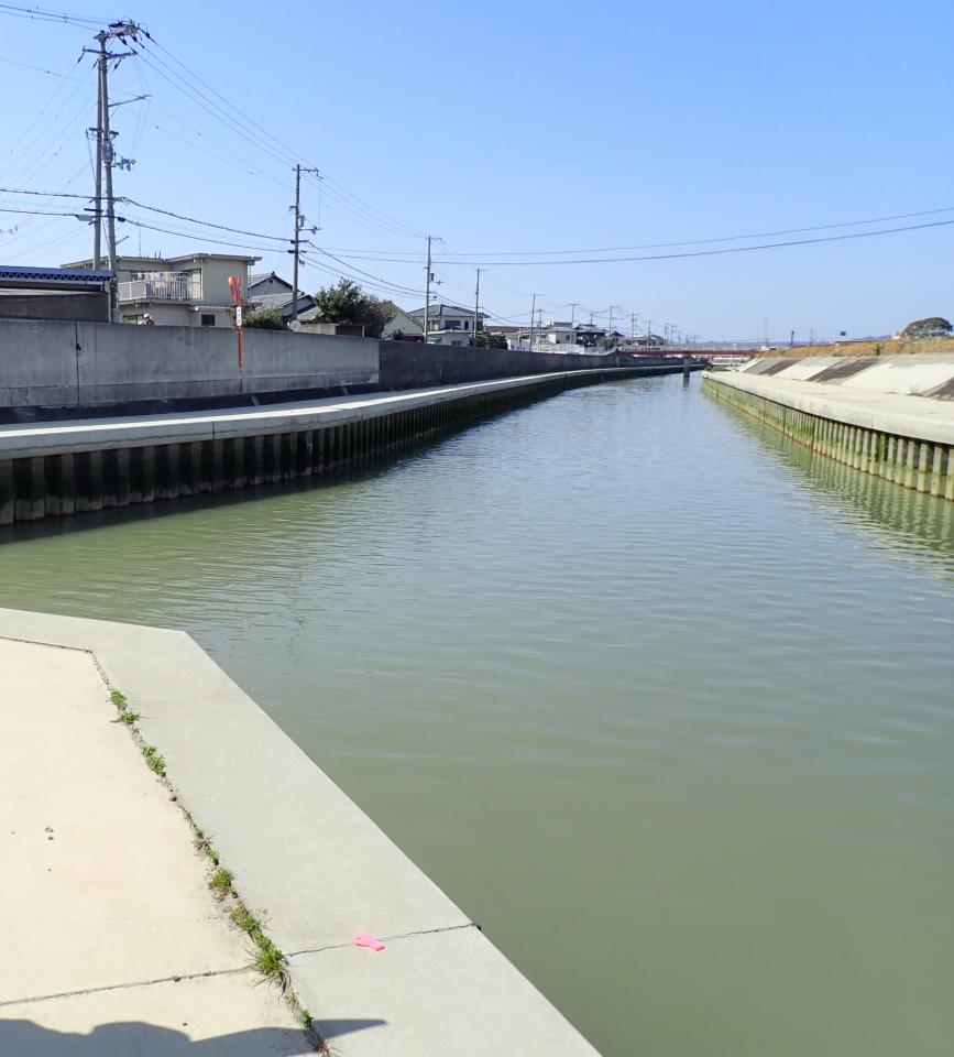 和田川河川整備工事